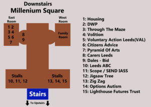 Bigger And Better In Leeds 2017: Downstairs